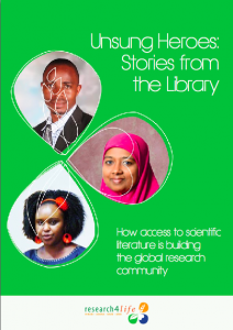 Unsung Heroes: Stories from the Library