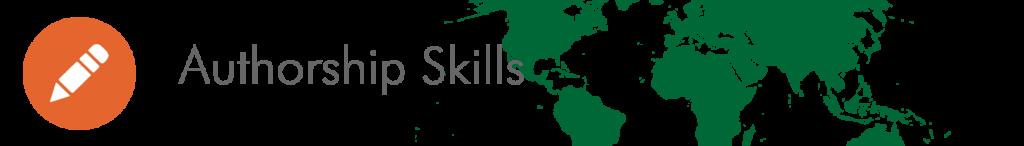 Authorship Skills