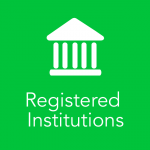 registered institutions