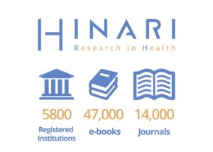 Hinari online resources