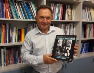 Professor Ivan Puiu from Voinicel Center