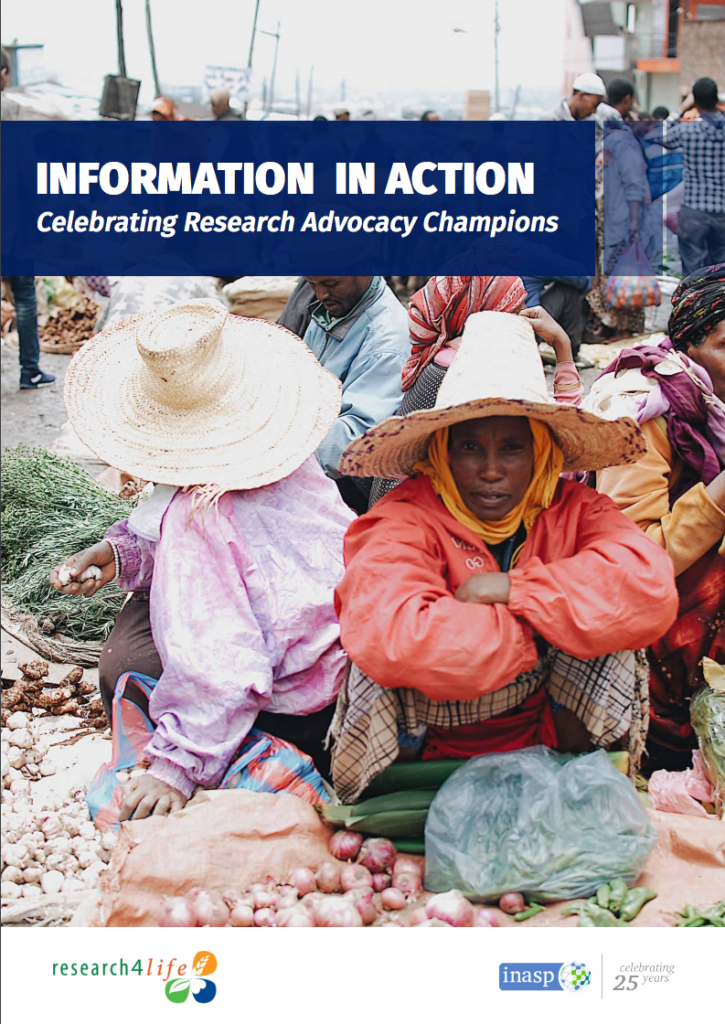 information in action cover