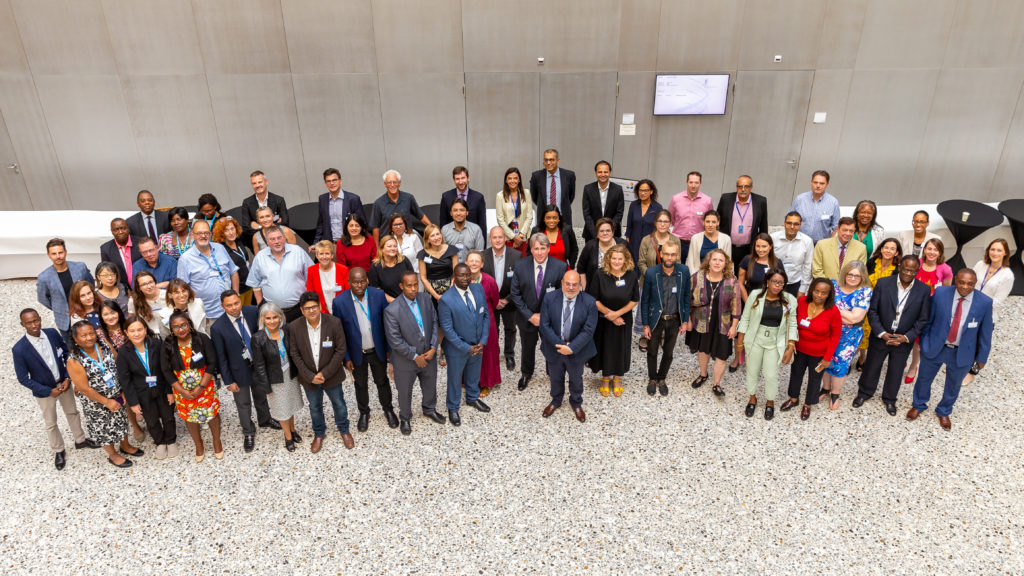 Research4Life General Partners Meeting. Geneva, July 2019.