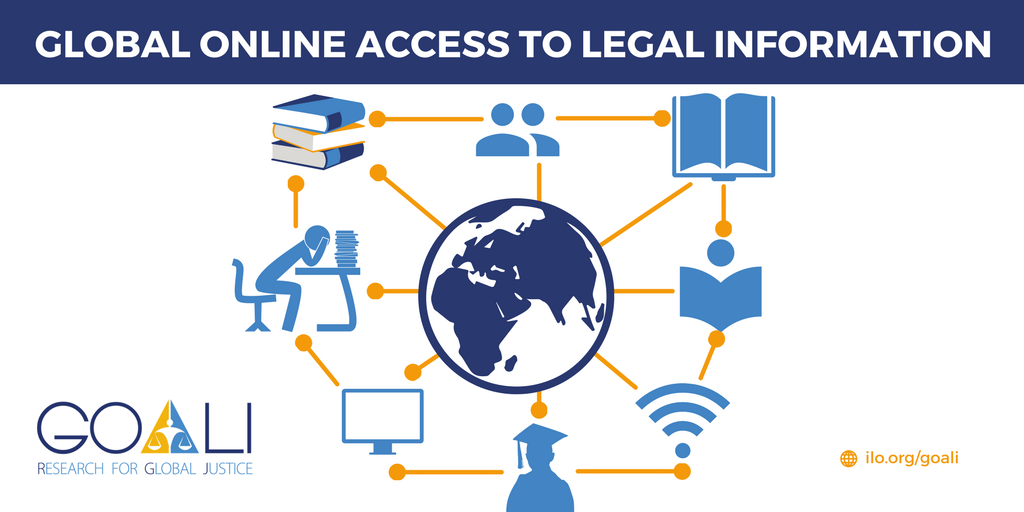 Global Online Access to Legal Information